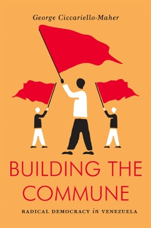 building the commune book cover