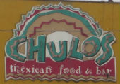 Chulos Mexican Food and Bar, Lima, Peru.  Photo by Sylvanna Falcón.