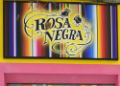 Rosa Negra, Comida Mexicana, Madrid, Spain.  Photo by Catherine S. Ramírez.