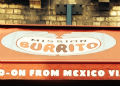 Mission Burrito, Oxford, UK.  Photo by Catherine S. Ramírez.